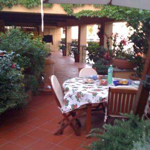 Appartamento a Borgo Giannotti con terrazza di 180mq
