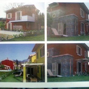 Villa singola nuova a Marlia