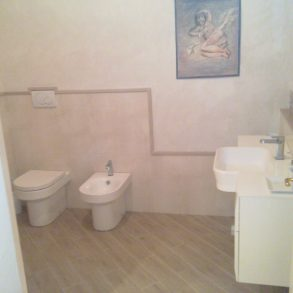 Appartamento affrescato in Centro 3 camere 3 bagni