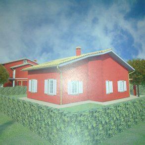 Villa singola a Massa Macinaia