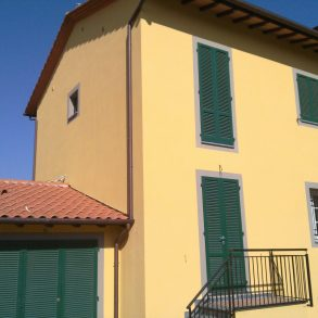 Villa nuova in zona esclusiva e paesaggistica
