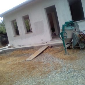 Ampia villa singola tutta un piano in Toringo