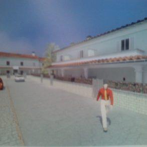 Ville a schiera angolare nuova a San Pietro a Vico classe A