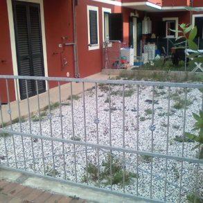 Bilocale nuovo con giardino e cantina