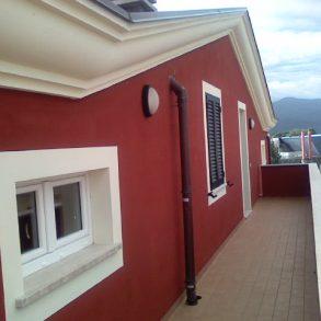 Attico nuovo con 2 terrazze e cantina