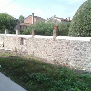 2 ville bifamiliari su unico piano, con giardino esclusivo