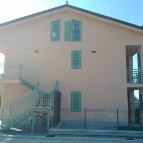 Appartamento nuovo con ampia mansarda