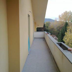 Appartamento con garage e bella terrazza, in classe A