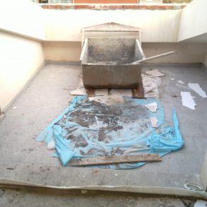 Attico con garage, 2 balconi e terrazza classe A