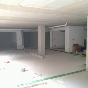 Appartamento con ampia cucina, e sala divise, oltre garage e cantina