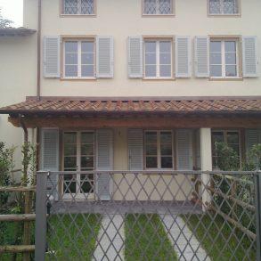 Villa a schiera con giardino a 2 passi dalle mura