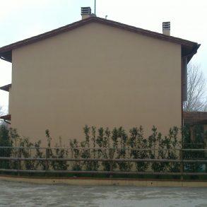 Villetta d'angolo con giardino su 3 lati Classe A