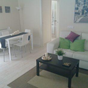 Appartamento con ampia terrazza classe A