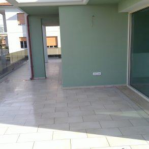 Attico con 3 camere e terrazza di 100 mq classe A