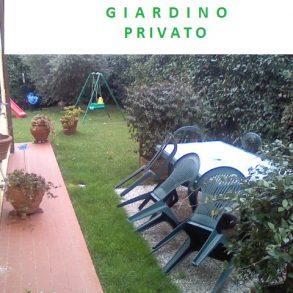 Appartamento con ampio giardino a San Marco