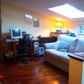 Grande appartamento con bella terrazza
