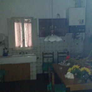 Appartamento con cantina e corticella