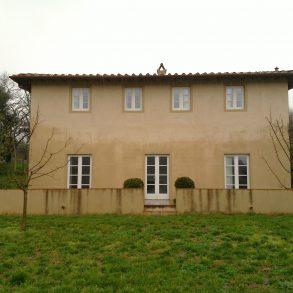 Imponente villa nuova in stile ottocentesco