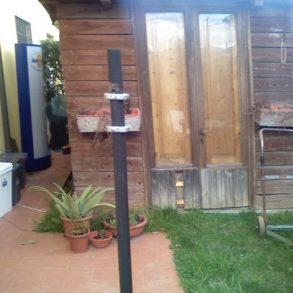 Bilocale con ampio giardino privato