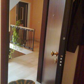 Appartamento con 3 camere 2 bagni e garage