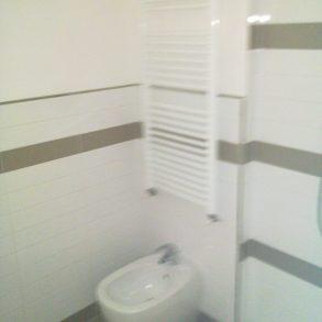 Attico con 3 camere 2 bagni e garage