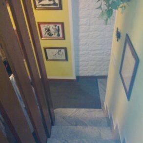 Terratetto con ingresso indipendente e garage