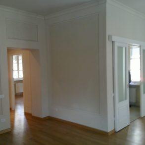 Appartamento con 3 bagni in centro storico
