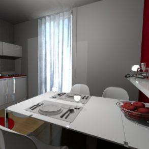 Appartamento con terrazza e balcone Classe A+