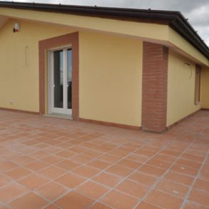 Attico con terrazza di 140 mq Classe A+