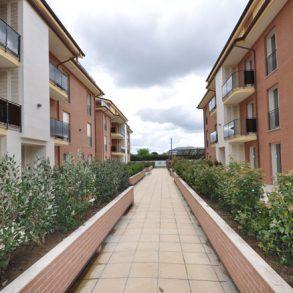 Appartamento con giardino su 3 lati Classe A+