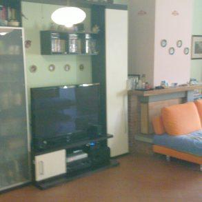 Grande appartamento con garage