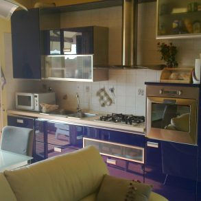 Appartamento con soffitta e cantina