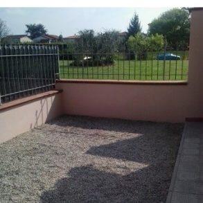 Appartamento indipendente con giardino privato