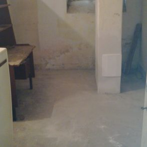 Appartamento con 3 camere e cantina