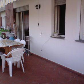 Appartamento con ampio terrazzo e cantina