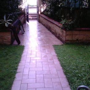 Appartamento indipendente con giardino a S.Donato