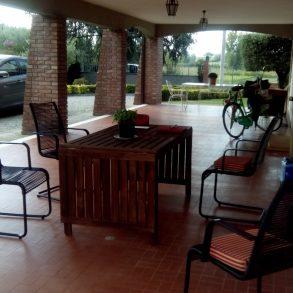 Appartamento in villa bifamiliare con giardino a Saltocchio