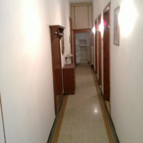 Appartamento al 1°piano a 100 m dalla città
