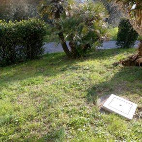 Villetta singola con giardino a S.Colombano