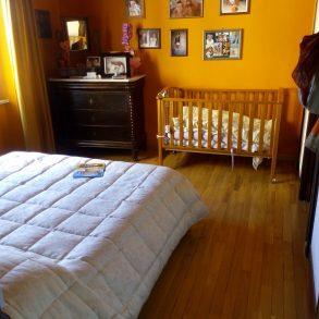 1° piano di villa bifamiliare con resede privata