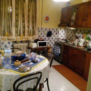 Appartamento in villa con giardino e garage vicino le Mura urbane