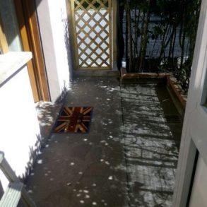 Appartamento con giardinetto privato arredato a nuovo