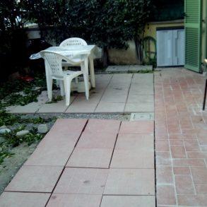 Bilocale di nuova costruzione con giardino