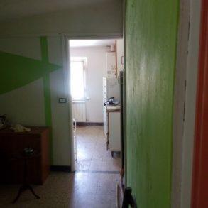 Appartamento mansardato con affacci sulle mura