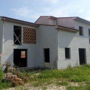 Villa singola di nuova costruzione con parco privato