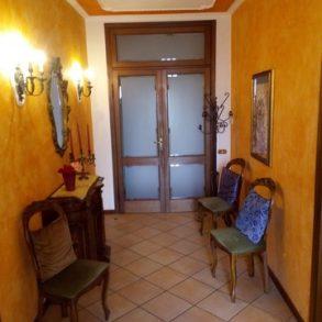 Appartamento al primo piano di villa singola