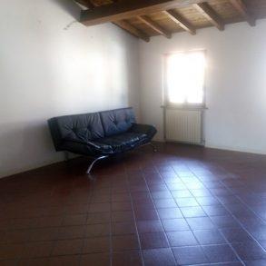 Appartamento mansardato con ingresso indipendente
