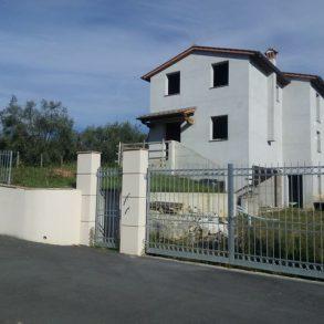 Grande villa singola con stupendo panorama