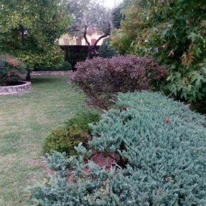 Appartamento in villa con ampio giardino