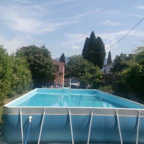 Rustico con piscina ed ampio giardino a San Cassiano